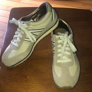 Easy Spirit Shoes - Easy Spirit tan athletic shoes. New, never worn.